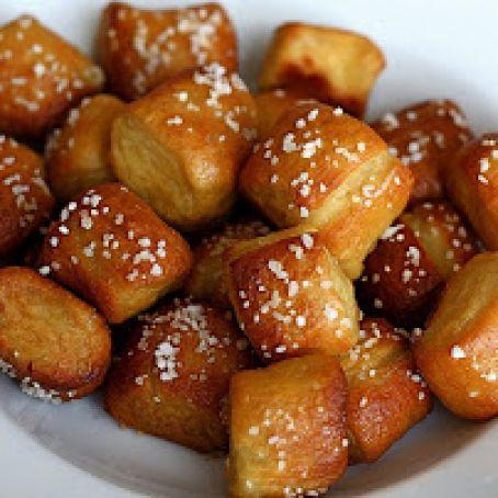 Bread maker Pretzel Bites Recipe - (4.1/5)