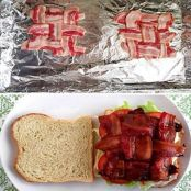Lattice Bacon for BLT