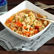 Chicken Barley Stew