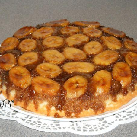 Bananas Foster Upside Down Cake Recipe 4 2 5
