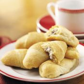 Beef Stuffed Crescents