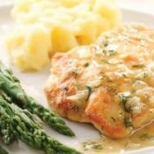 Lemon and Dill Chicken