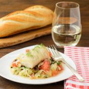 Seared Cod with Grapefruit Fennel Slaw
