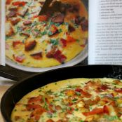 Country French Omelet (Bacon & Potato Frittata)