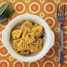 Pumpkin Gnocchi With Sage Butter Recipe