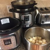 Turnips in an Instant Pot