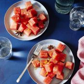 Tuscan Spiked Watermelon