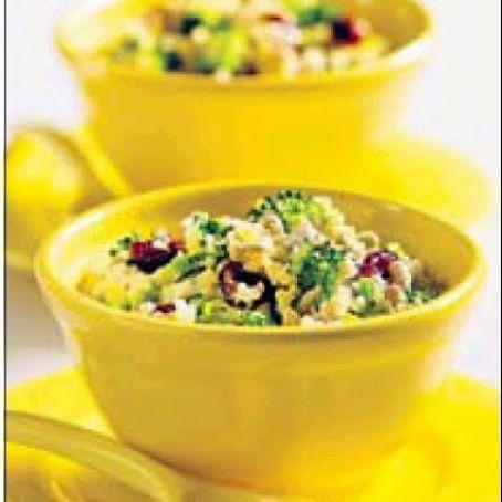 Broccoli And Quinoa Salad Recipe 4 7 5