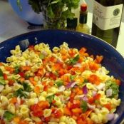 Pasta Salad with Mayo