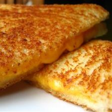 Grilled Cheese and Chorizo Sandwich