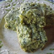 Spinach Corn Bread