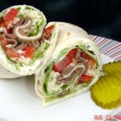 Awesome Angus Beef Wraps