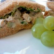 Chicken Salad Sandwiches, Barefoot Contessa Style
