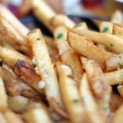 Gordon Biersch Garlic Fries