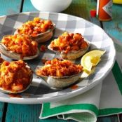 CLAMS:Stuffed Clams