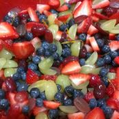 Pretty Yummy Fruit Salad by The Pioneer Woman