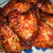 Orange Marmalade Sriracha Sauce for Wings