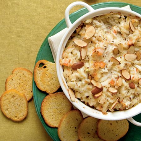 Hot Crab & Shrimp Dip