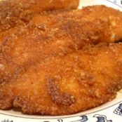 Tilapia - Crispy Fried