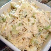 Low Carb Deviled Chicken Salad