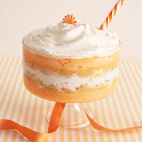 Creamsicle Trifle