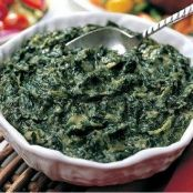 Boston Market Creamed Spinach