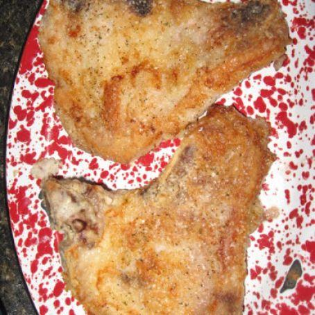 Oven Fried Pork Chops Recipe 3 9 5
