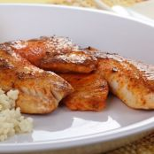 Tilapia - Brown Sugar Glazed