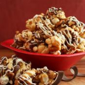 Fancy Caramel Popcorn