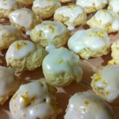 Lemon Ricotta Meltaways