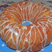 Raven's Spiced  Apple Bundt  Cake