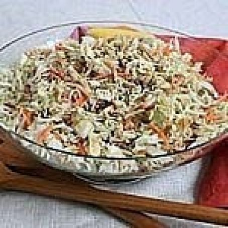 Chinese Cole Slaw Salad