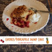 Cherry/Pineapple dump cake