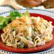 World's Best Tuna-Noodle Casserole