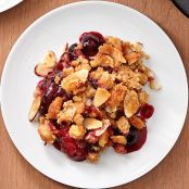 Quick Berry Crisp
