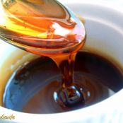 Caramel Sauce with Grand Marnier, Flan Style