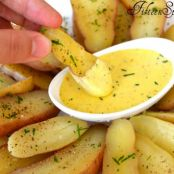 Fingerling Potatoes with Dipping Aioli