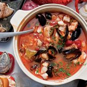 Portuguese Fisherman's Stew
