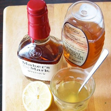 Bourbon Cough Syrup for Grownups Recipe