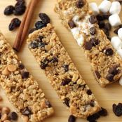 S'mores Chewy Granola Bars