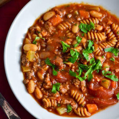 Slow Cooker Italian Chili Recipe 4 3 5