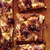 Carmelized Onion Focaccia