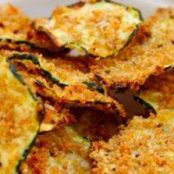 Vegetables - Zucchini Chips - Oven Baked