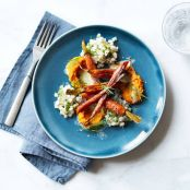Braised Carrots with Barley & Dill