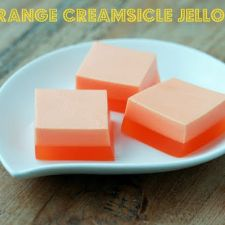 Orange Creamsicle Jello