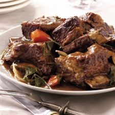 ZZ Crock Pot Beef Short ribs