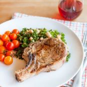 Country French Pork Chops