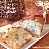 Pear Pecan Bread