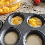 Mini Peach Cobbler Recipe