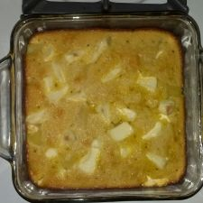 PINEAPPLE CREAM CHEESE COBBLER